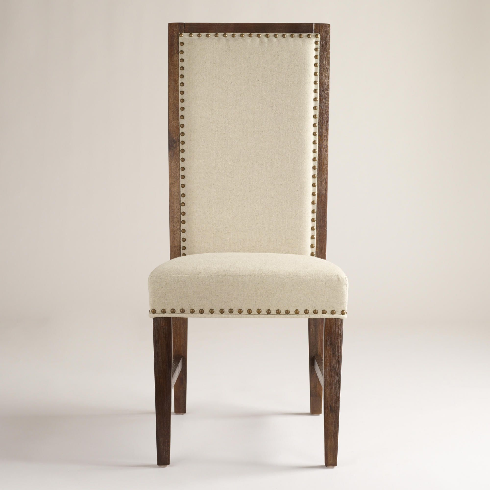 Greyson Chairs With Nailheads Set Of 2 Greyson Chairs With
