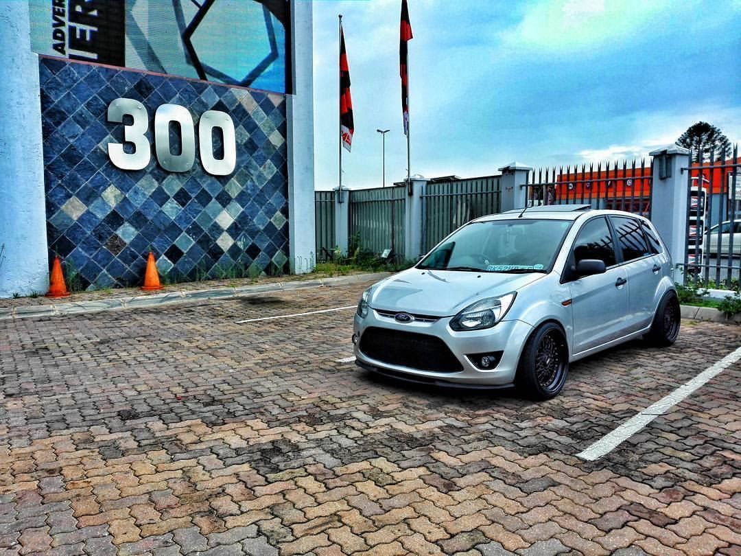 Ford Figo Stance Ffsa Fordsquad Projectf Southafrica Bbsrs