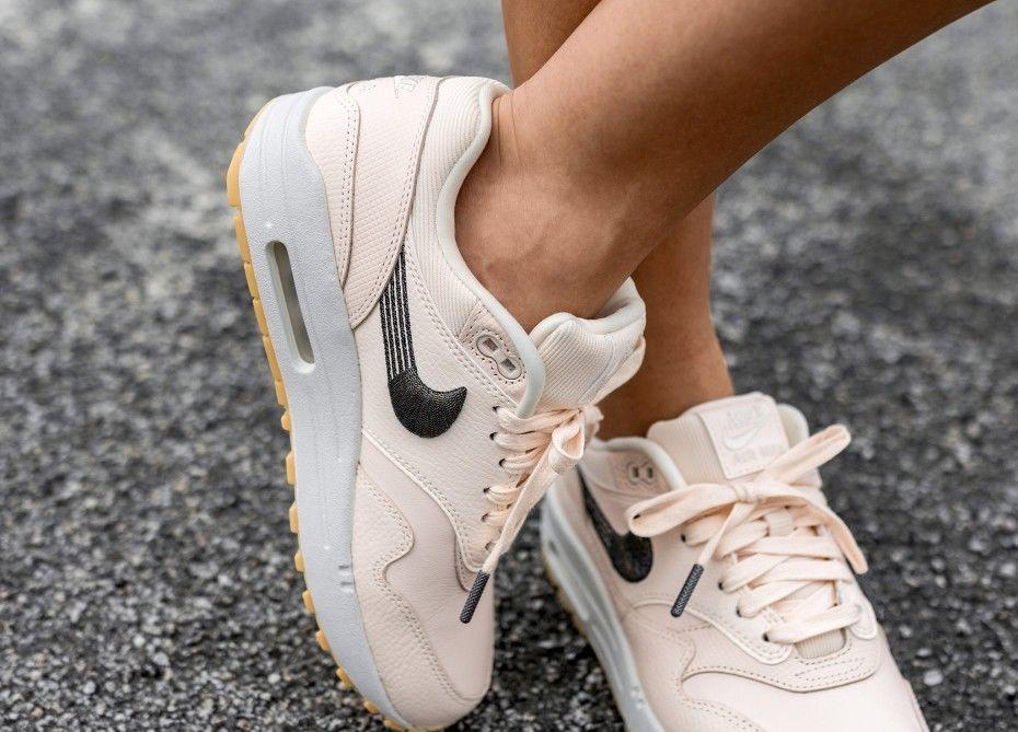 Nike Air Max 1 'PRM'   Guava Ice/Gum