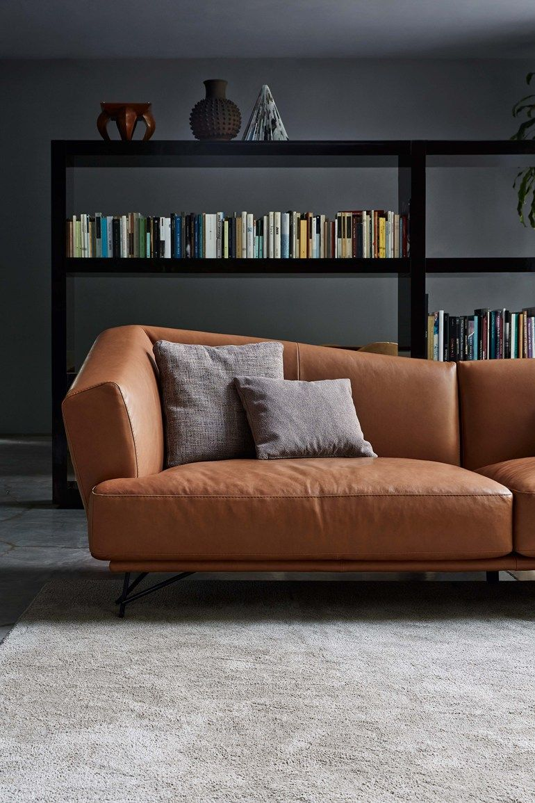 Contemporary style sofa LENNOX | Sofa - @ditreitalia | Living Room ...