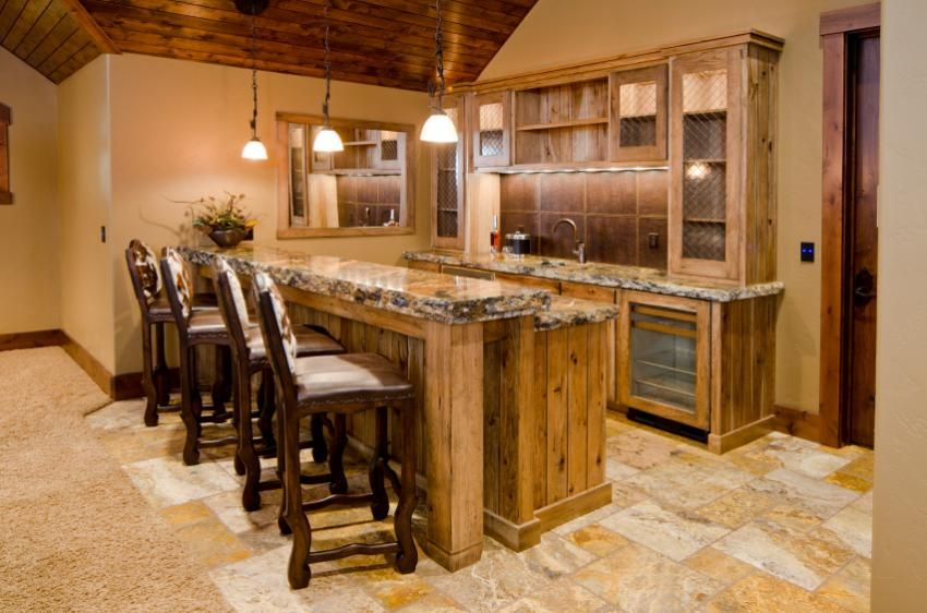 Searching For Home Bar Ideas For Your Basement, Bonus Room, And Home  Theater Or