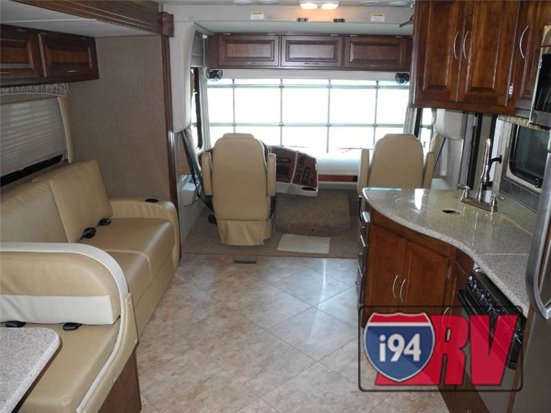 2015 coachmen rv mirada 35bh bunkhouse class a motorhome