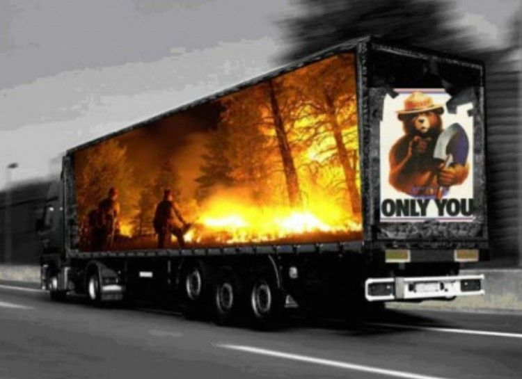 17+ 3D Truck Ads That Don't Fall Flat - Odometer.com