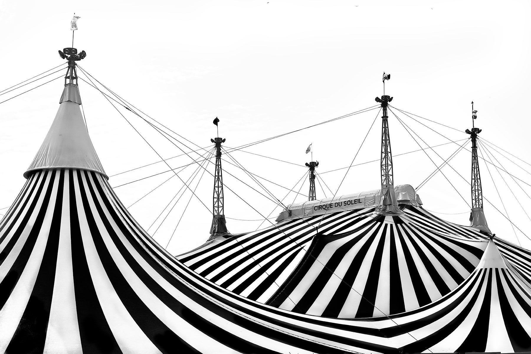 Cirque du Soleil (y del cielo)