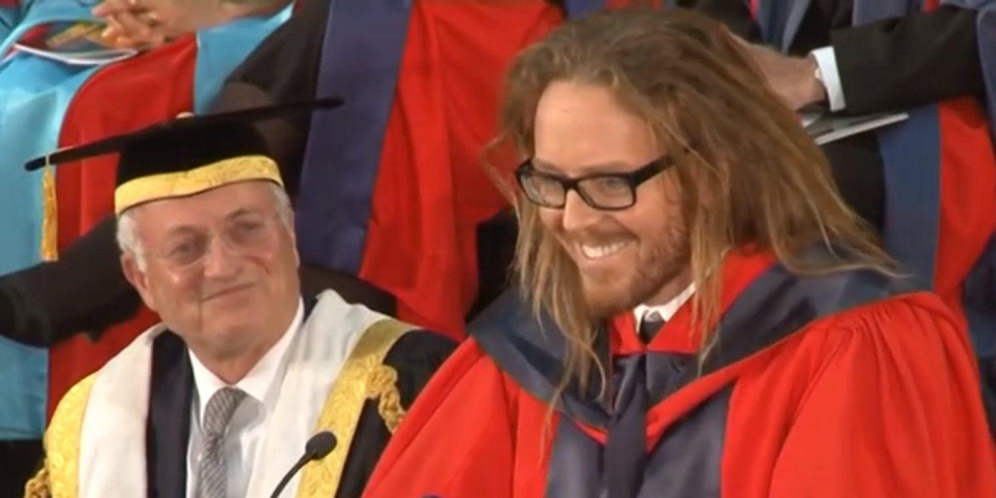 Tim Minchin's Graduation Speech Perfectly Breaks Down Life's Lessons     So worth a listen!  Let it sink in!!