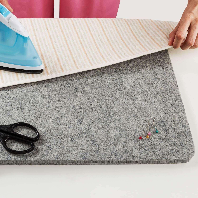 proquilt tapis de repassage en laine