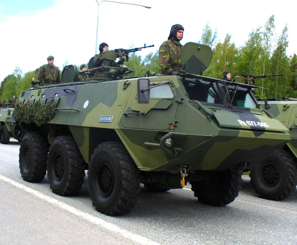 finnish apc google search military vehicles pinterest military armor. Black Bedroom Furniture Sets. Home Design Ideas