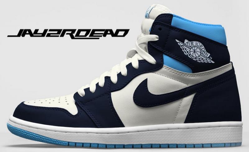f0f643b24073 Air Jordan 1 Retro High OG Obsidian University Blue