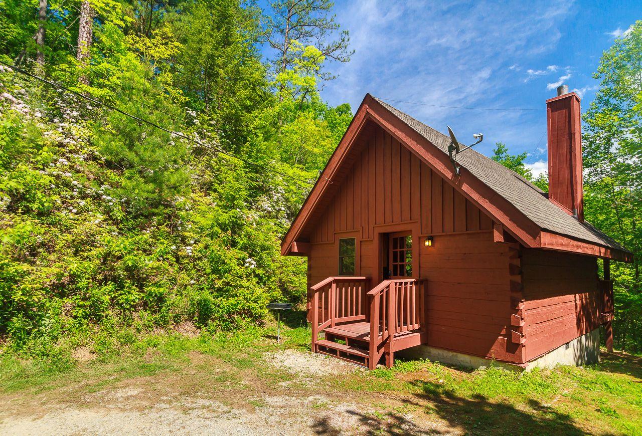 Serenity Studio Gatlinburg Cabins Sleeps 1 6 Stony Brook