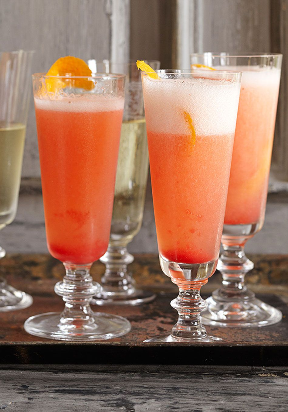 Cocktails with Prosecco Recipes