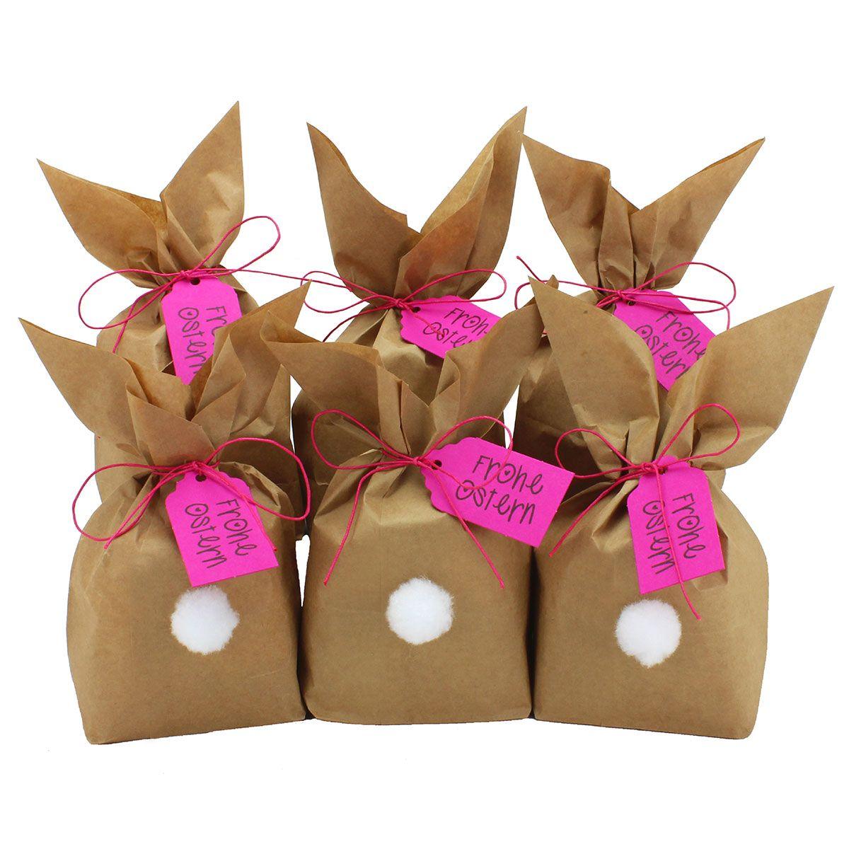 diy osterhasen zum selber basteln und bef llen mit pompons zum aufkleben in rosa f r m dchen. Black Bedroom Furniture Sets. Home Design Ideas