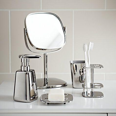 Robert Welch Burford Toothbrush Holder Holders Bathroom Accessorieirrors Online