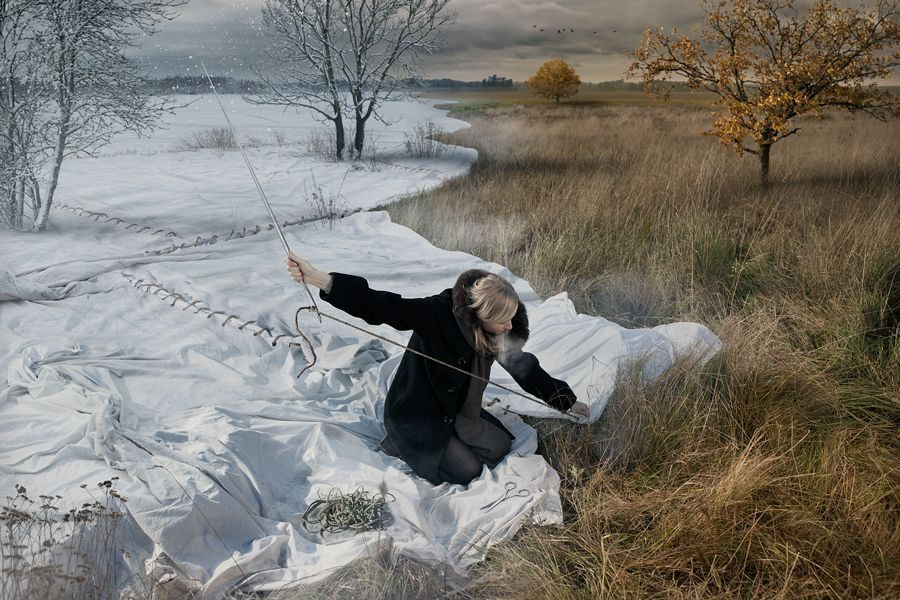 Erik Johansson 活出想像的超現實攝影 | ㄇㄞˋ點子靈感創意誌