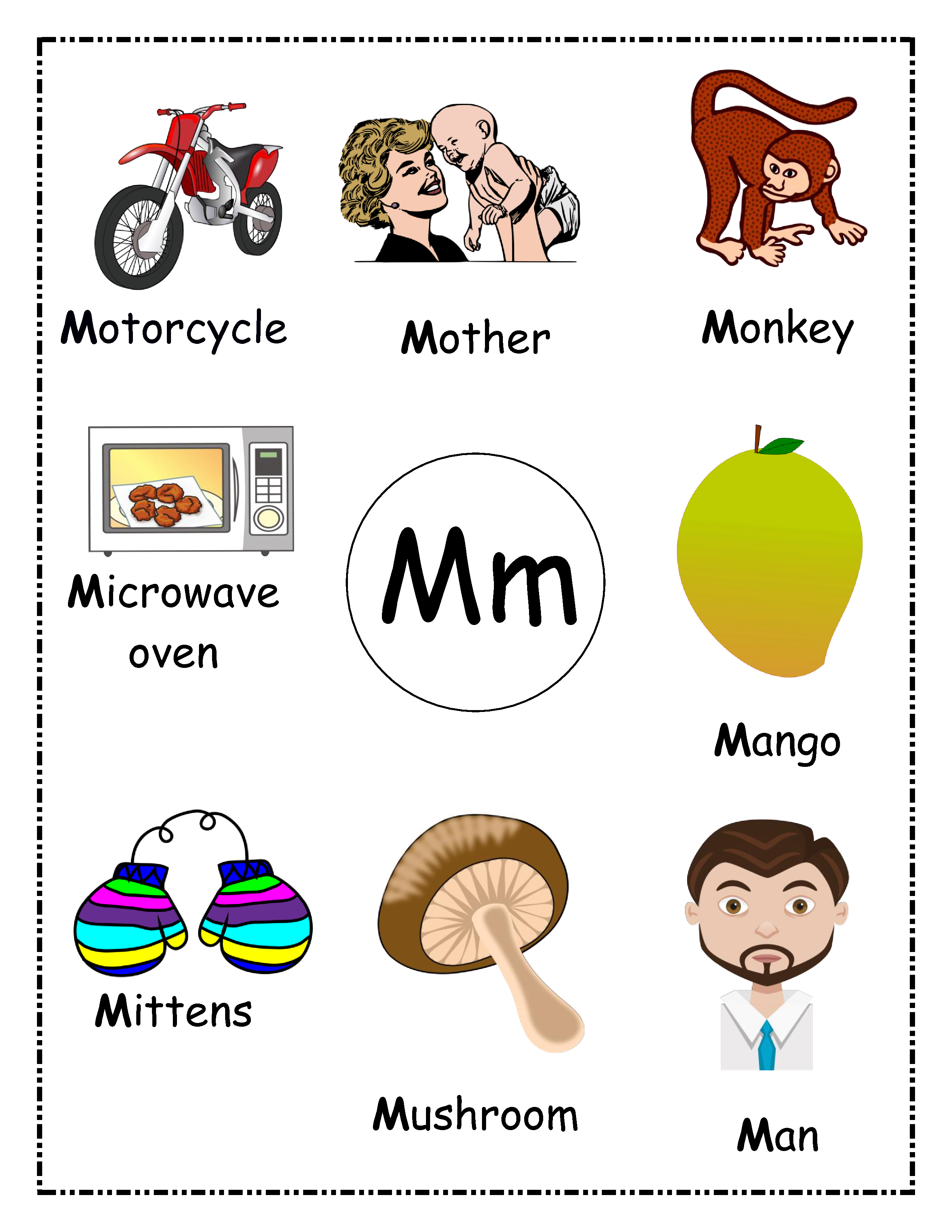 Toddler S Alphabet Picture Book