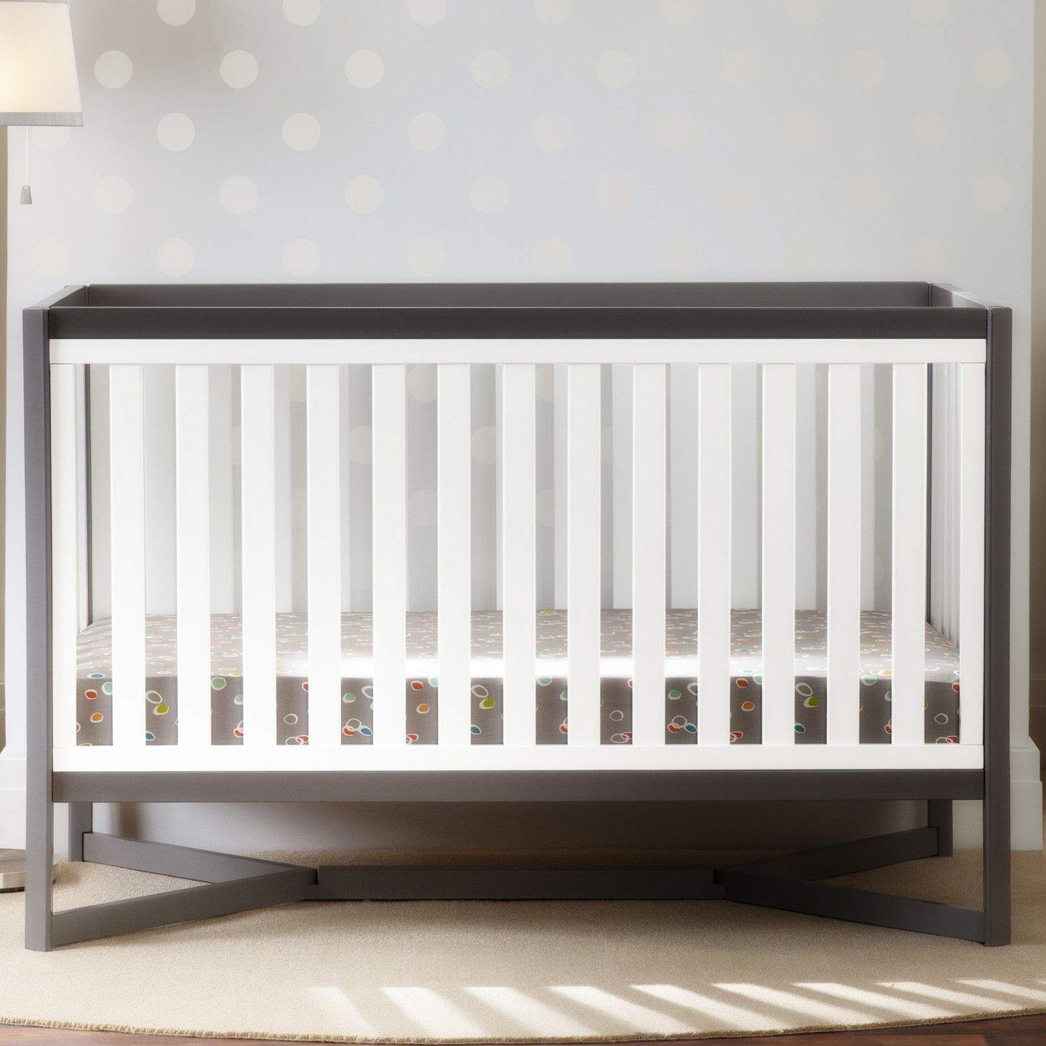 Delta Children Tribeca 4 In 1 Convertible Crib