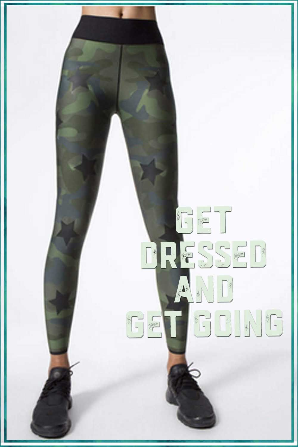 a1901a6f58ad01 The Ultra High Silk Camo Knockout Leggings from Ultracor is the essential  compression legging with a