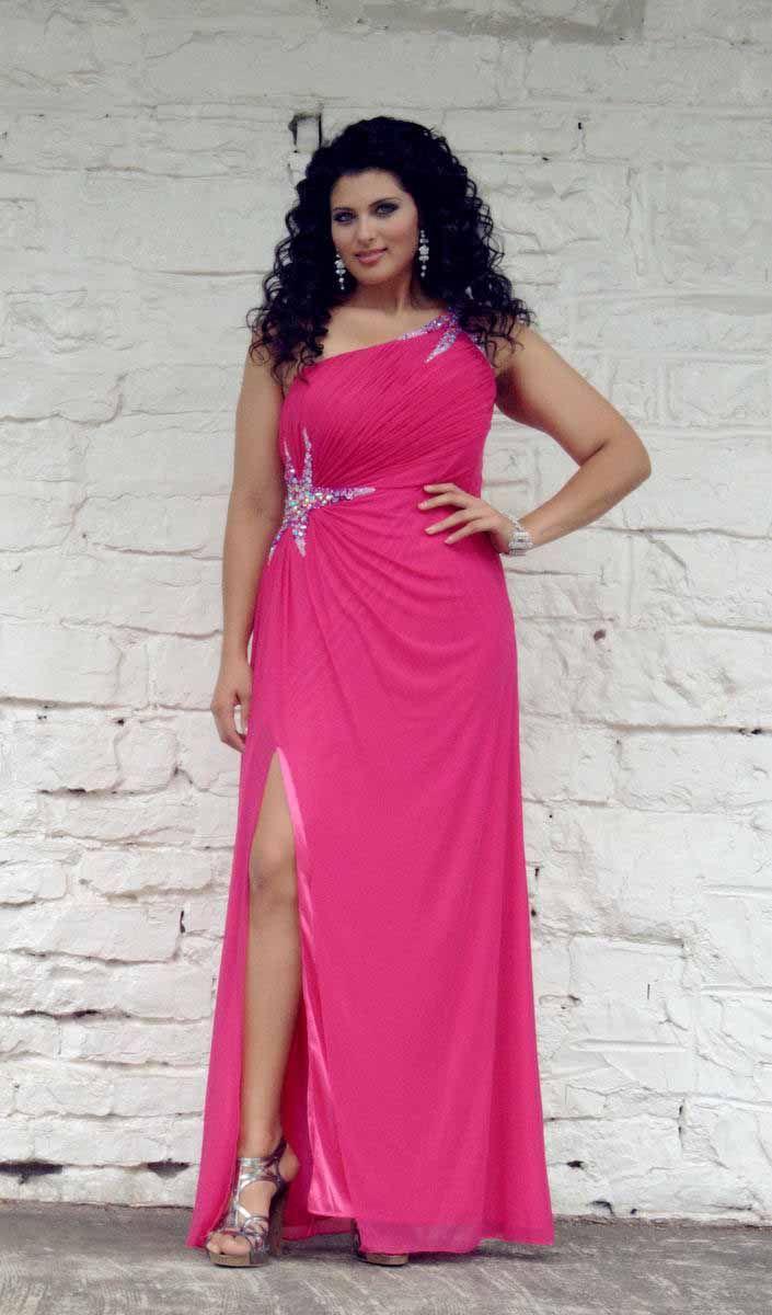 Angela & Alison Plus Size Prom 21001W | Plus Size Prom Dresses ...