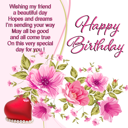 HappyBirthdayWishesforsomeonespecial – Happy Birthdays Cards
