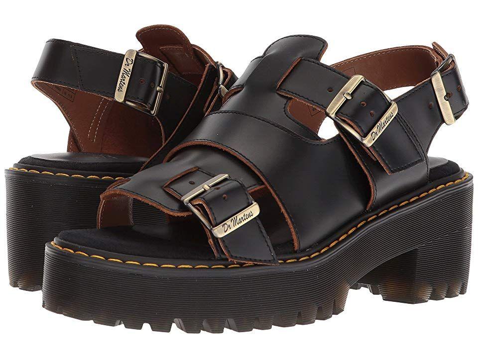 Dr. Martens Ariel Women's Sandals Black