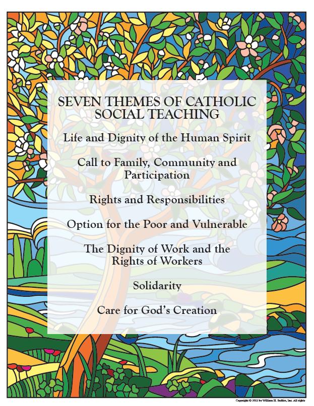 Essays on catholic social teaching