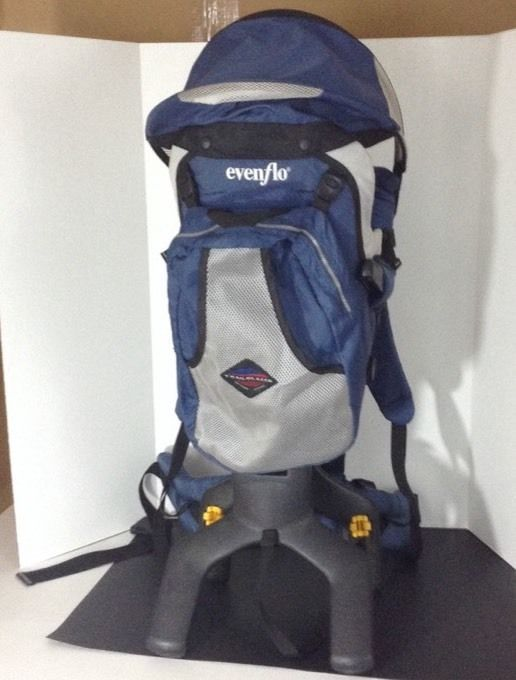 Evenflo Baby Child Carrier Backpack Sku Efb9 Evenflo Altruist