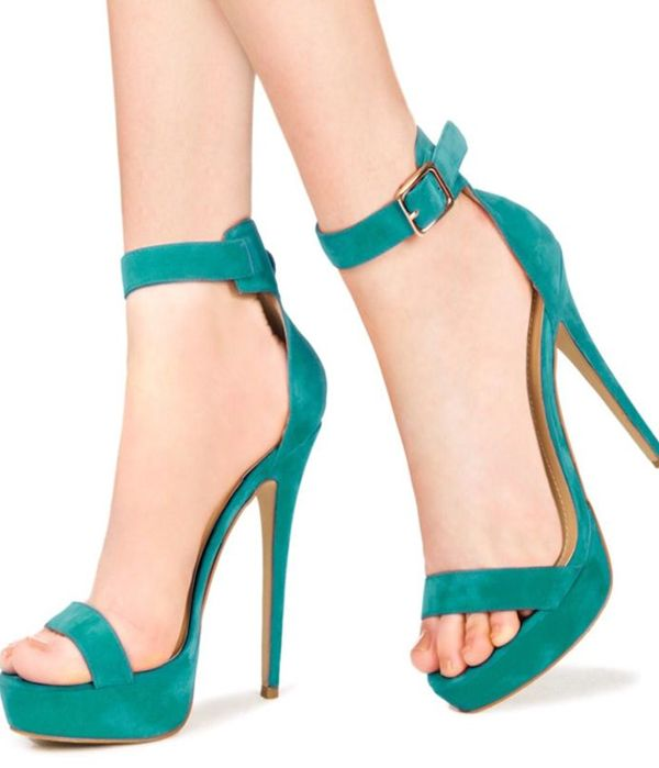 a4f4c17fb22 Green High Heels Fashion Girl Shoes Style 2017 – 2018