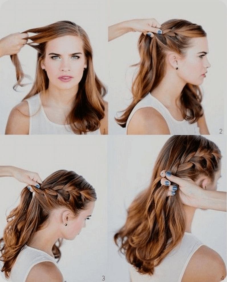 Frisuren Lange Haare Anleitung Kostenlos Frisuren Lange Haare