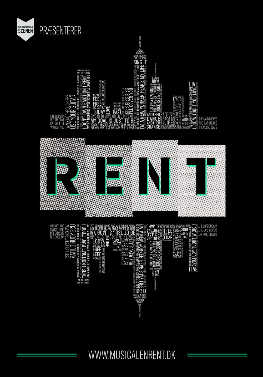 visual snacks rent musical posters