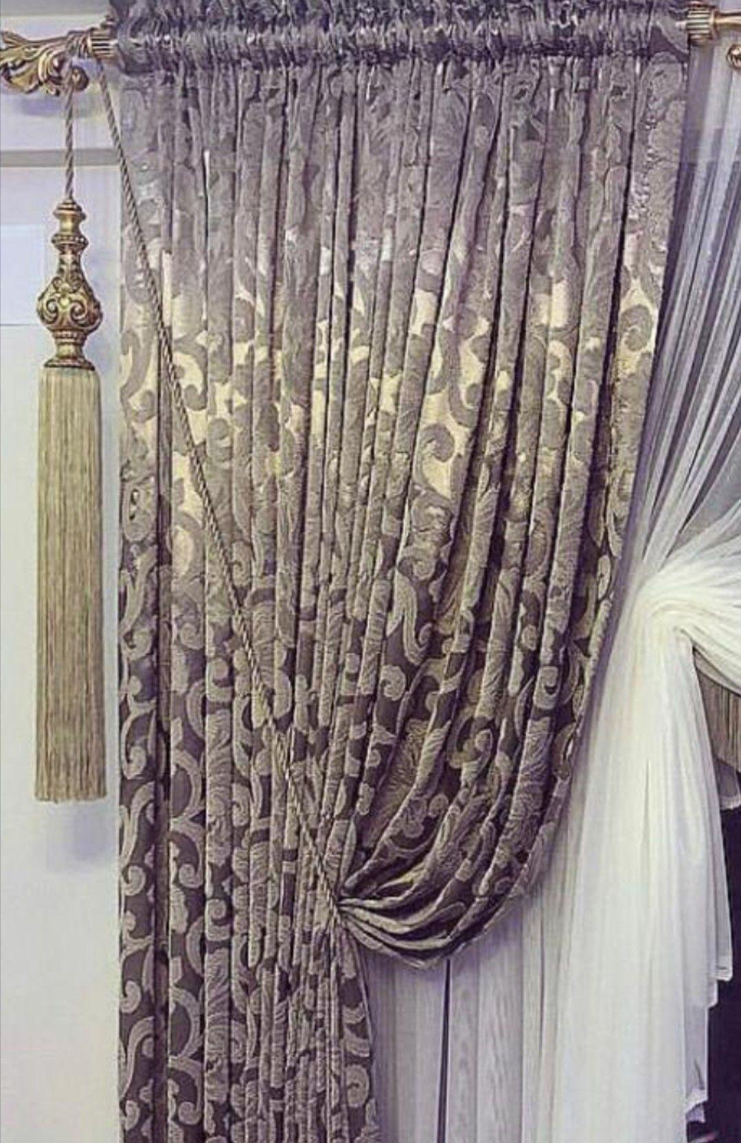 Custom Designs Decorative Fabrics Curtains Sheer Drapery