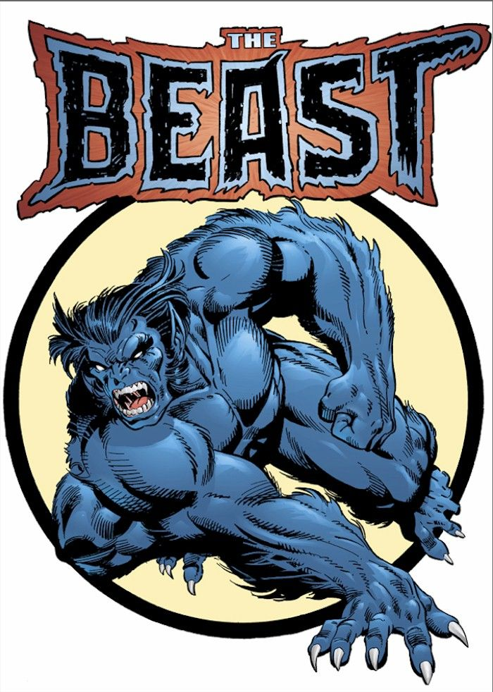 Oh My Stars And Garters Beast Marvel Beast Xmen Comics
