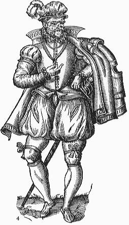 Fencing Masters of the 16th & 17th Centuries   Dublets