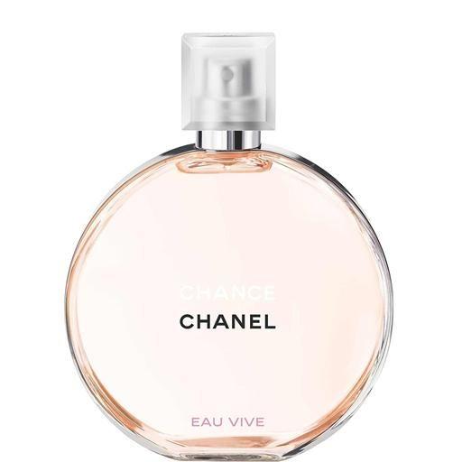 Chance Eau Vive Eau De Toilette Perfume Chanel Radiant With Energy The Vibrant Floral Fragrance Sweeps You Into Chanel Fragrance Perfume Chanel Perfume