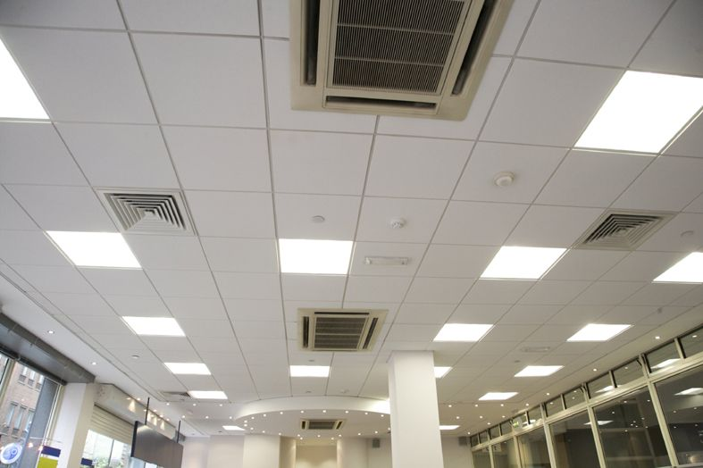Find best quality of commercial led lights from Indiau0027s largest lighting manufacturers. You can buy here showroom lights office ceiling lights which are ... & Office Ceiling Lights Design: http://www.compactlighting.net ... azcodes.com