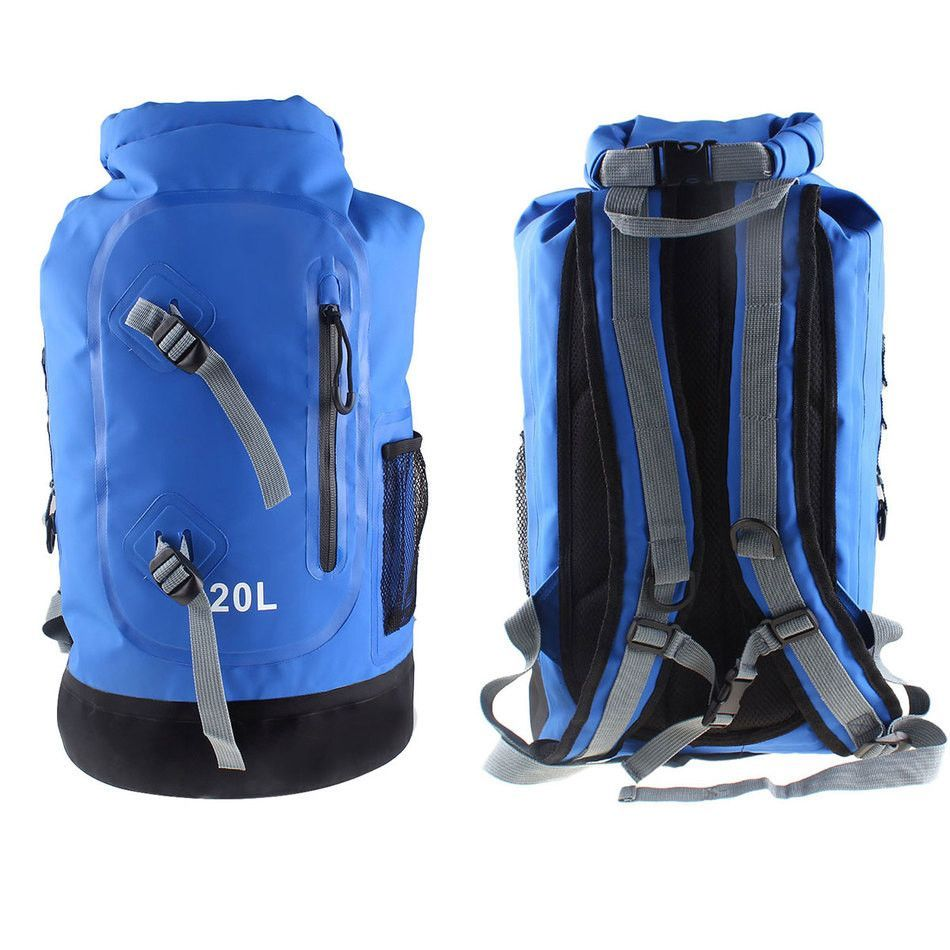3 Colors 20L Large Waterproof Floating Dry Bag Backpack Drift ...