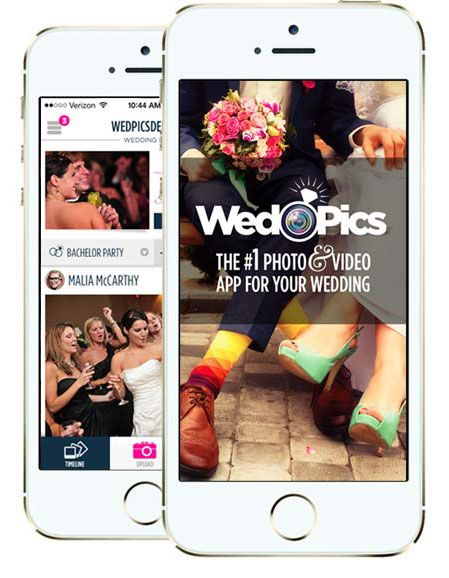 Wedpics The 1 Photo Video Sharing Wedding App Wedding Photo App Wedding Apps Wedding Pics