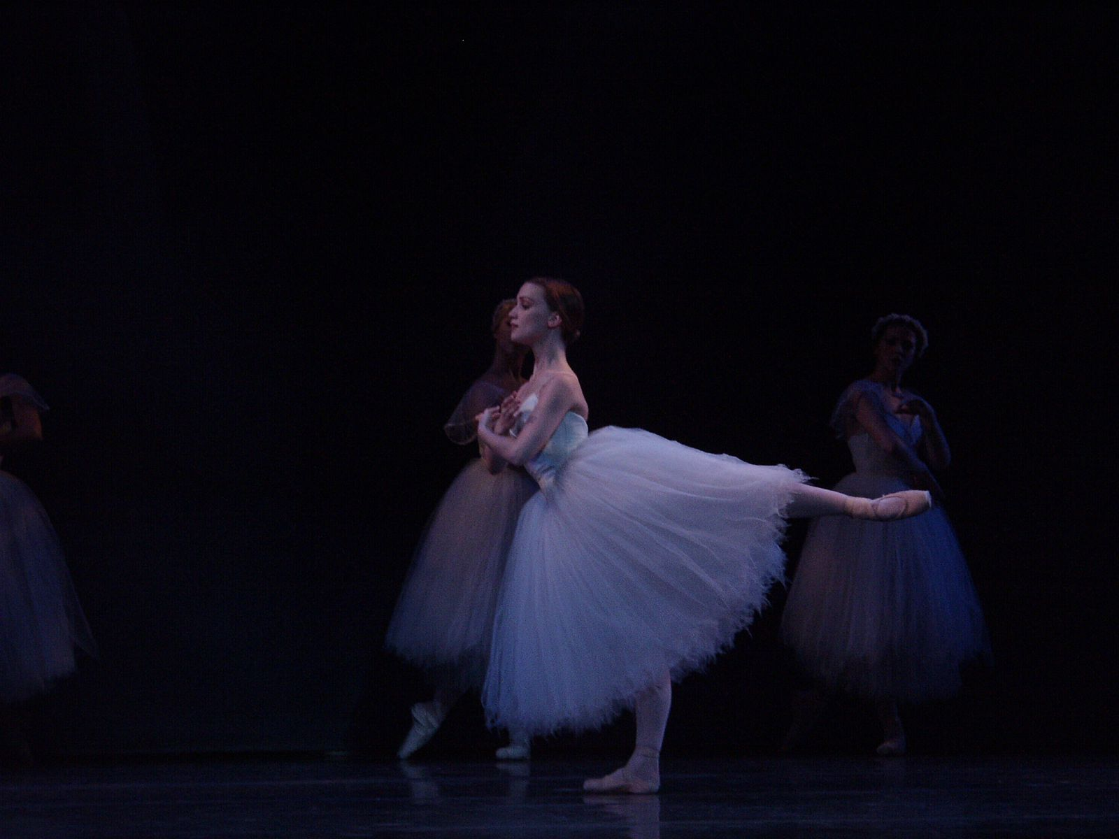 """Giselle"" 2001 at the Paramount Theatre"