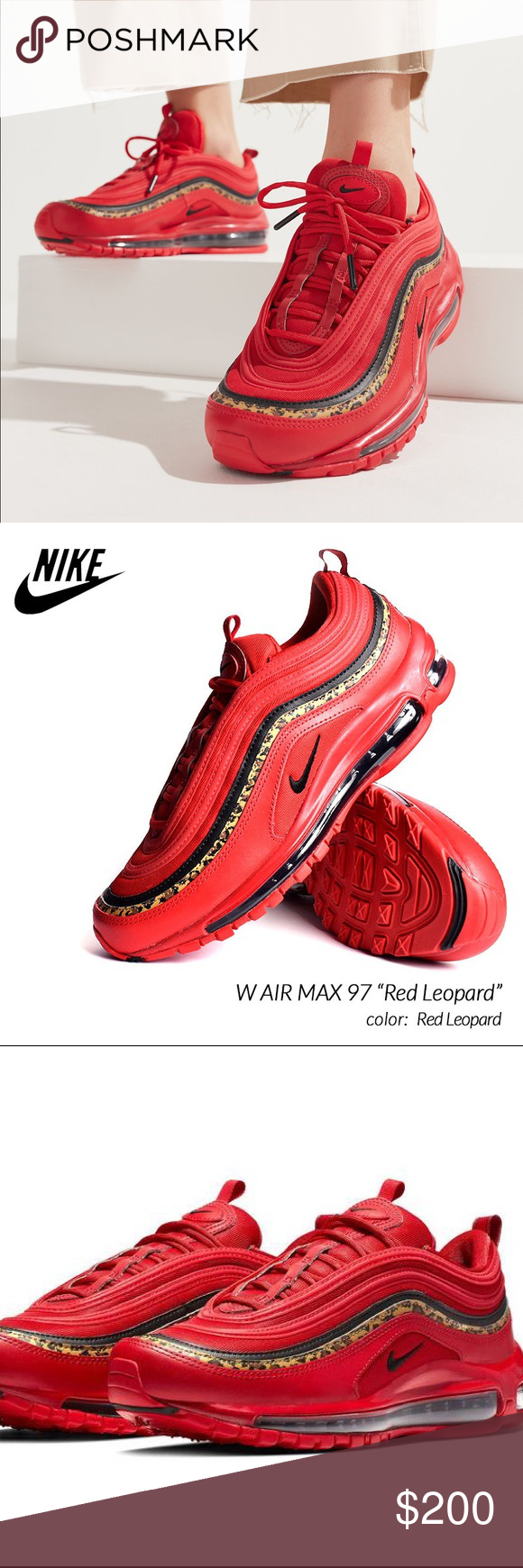 air max 97 leopardate