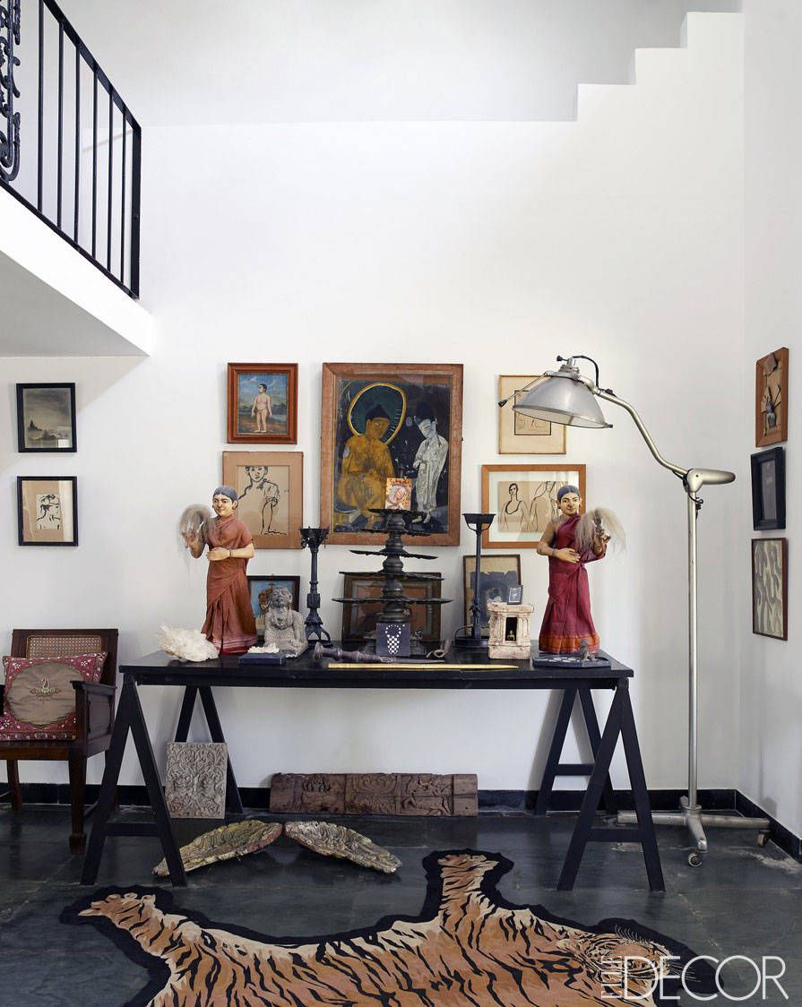 HOUSE TOUR A Quirky And Worldly Apartment