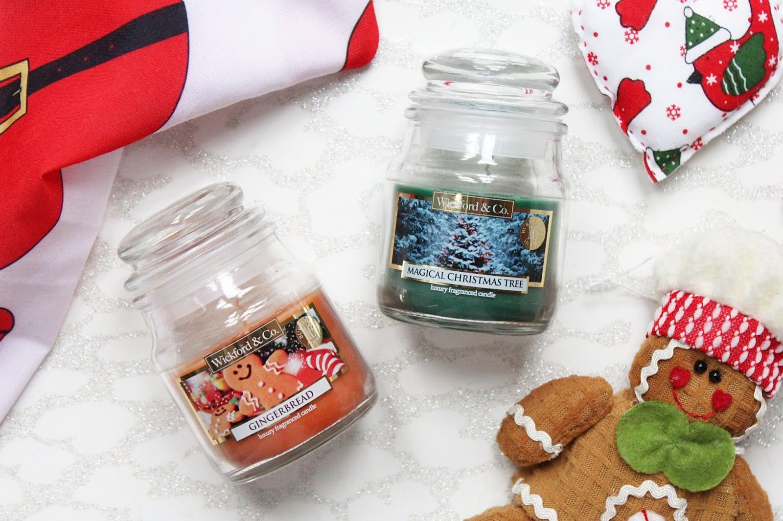 59p Christmas Candles Review