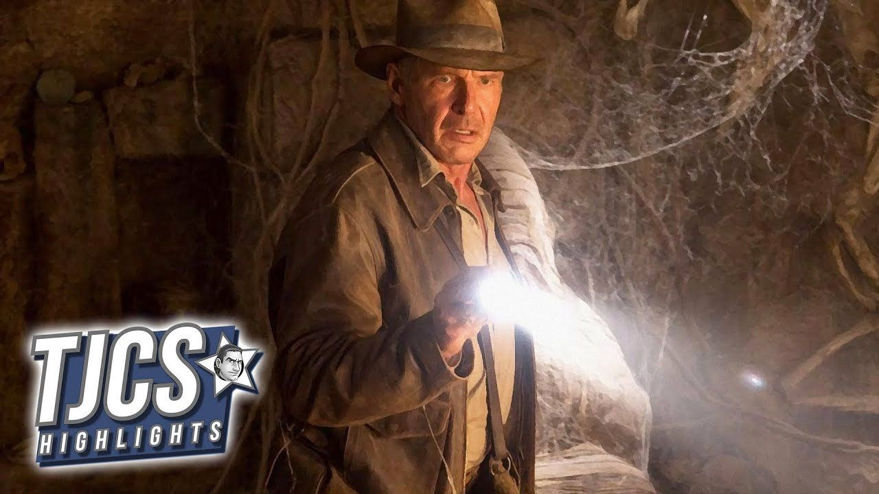 Lucasfilm Confirms Indiana Jones 5 Still Happening With Harrison