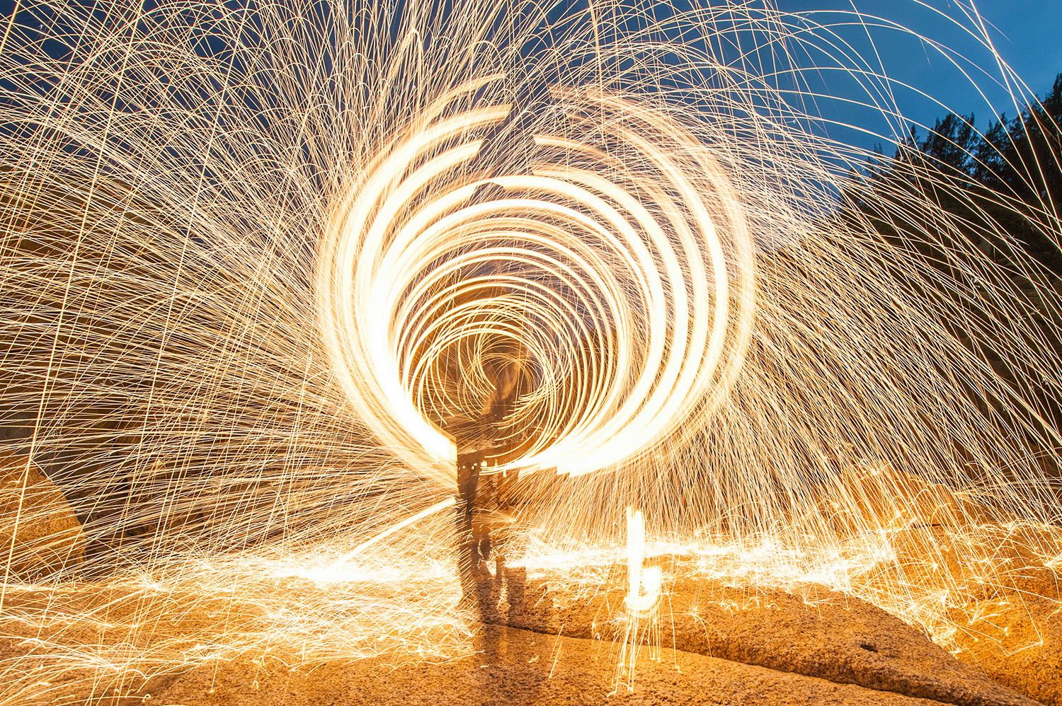 Pin by Bonnie Licklider on Steel Wool Photography | Steel