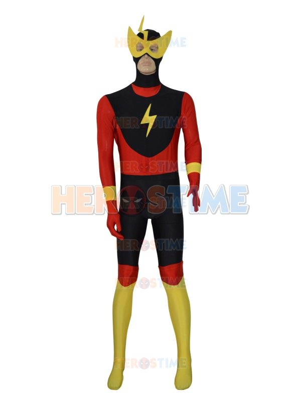 Agree, the the flash adult costume custom