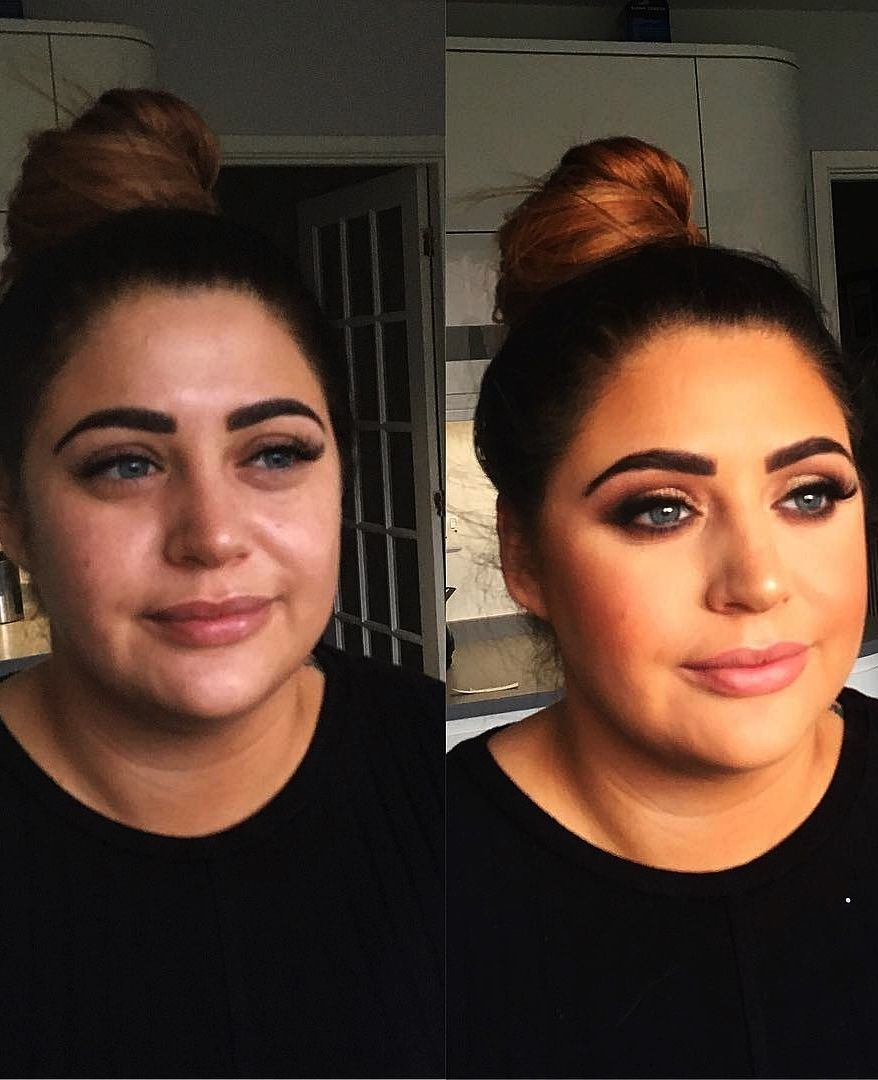 45 Womens Makeup Before And After Photos Page 9 Of 45 Makeup