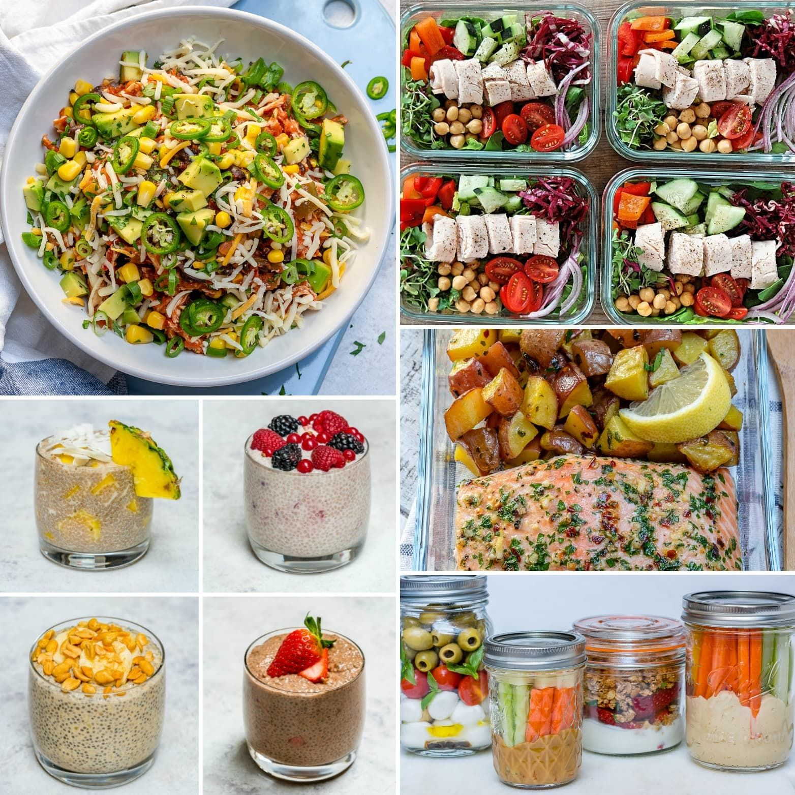 10 Top Clean Eating Meal Prep Recipes of 2018!