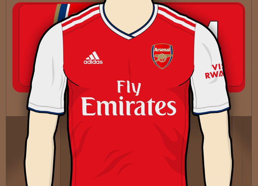 sale retailer caab4 63945 Arsenal 2019-20 Home Kit Prediction #arsenal #arsenalfc ...