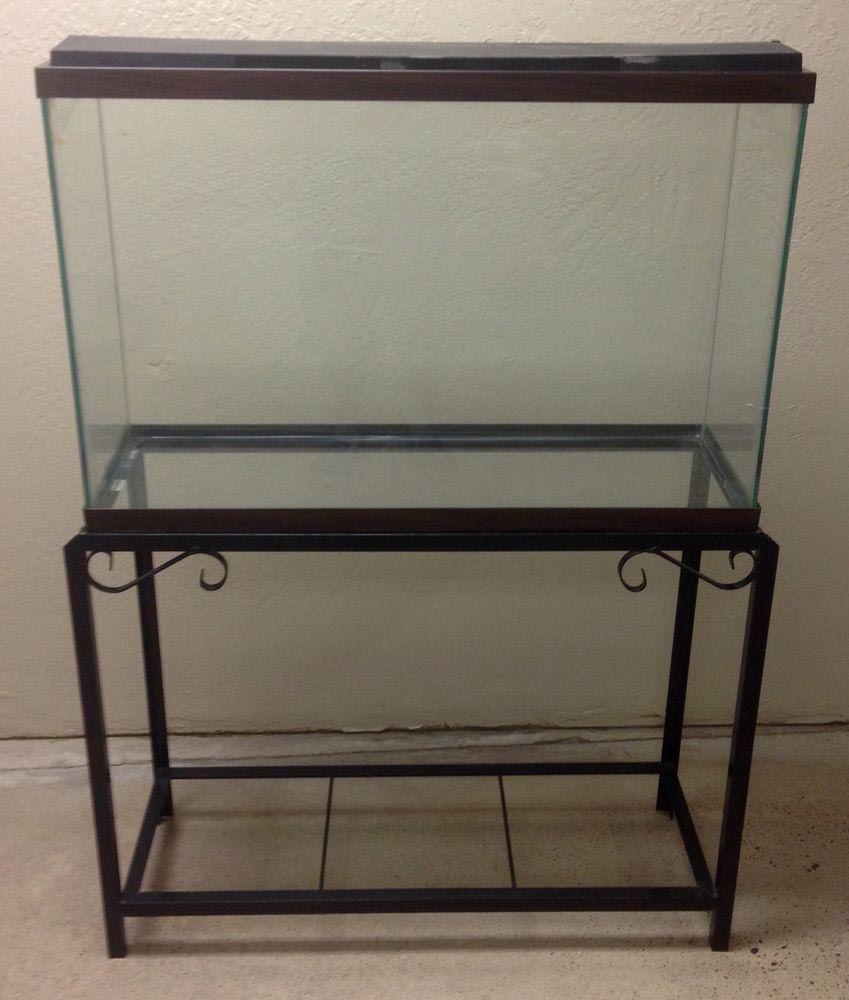 All glass aquarium fish tank - 40 Gallon Glass Aquarium Aquarium Designaquarium Ideasall Glass Aquariumaquariums