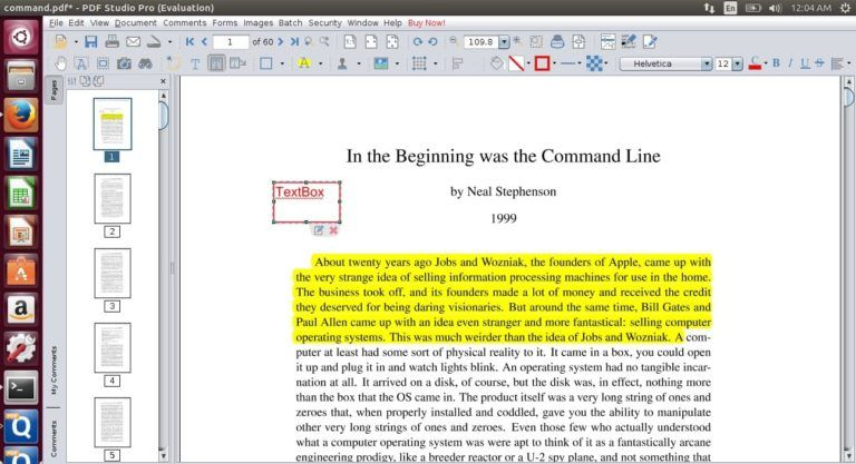Linux PDF Editor: Top 15 Reviewed and Compared   Linux   Linux, Pdf