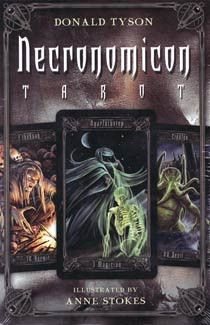 #pagan #wicca #witchcraft #celtic #druid #tarot Necronomicon Tarot by Tyson, Donald $26.95
