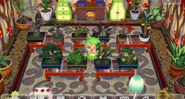 Animal Crossing City Folk Plant Shop Theme Animal Crossing Animal Crossing Game City Folk