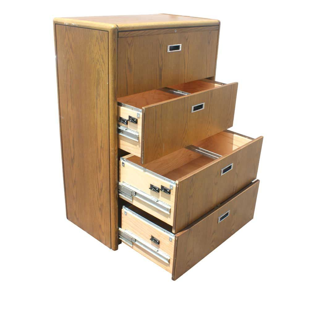Mural Of Files Organizer Ideas For Your Home Office With